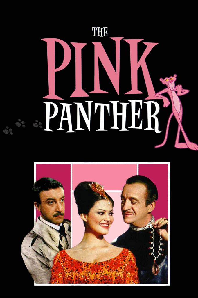 The Pink Panther -  cover