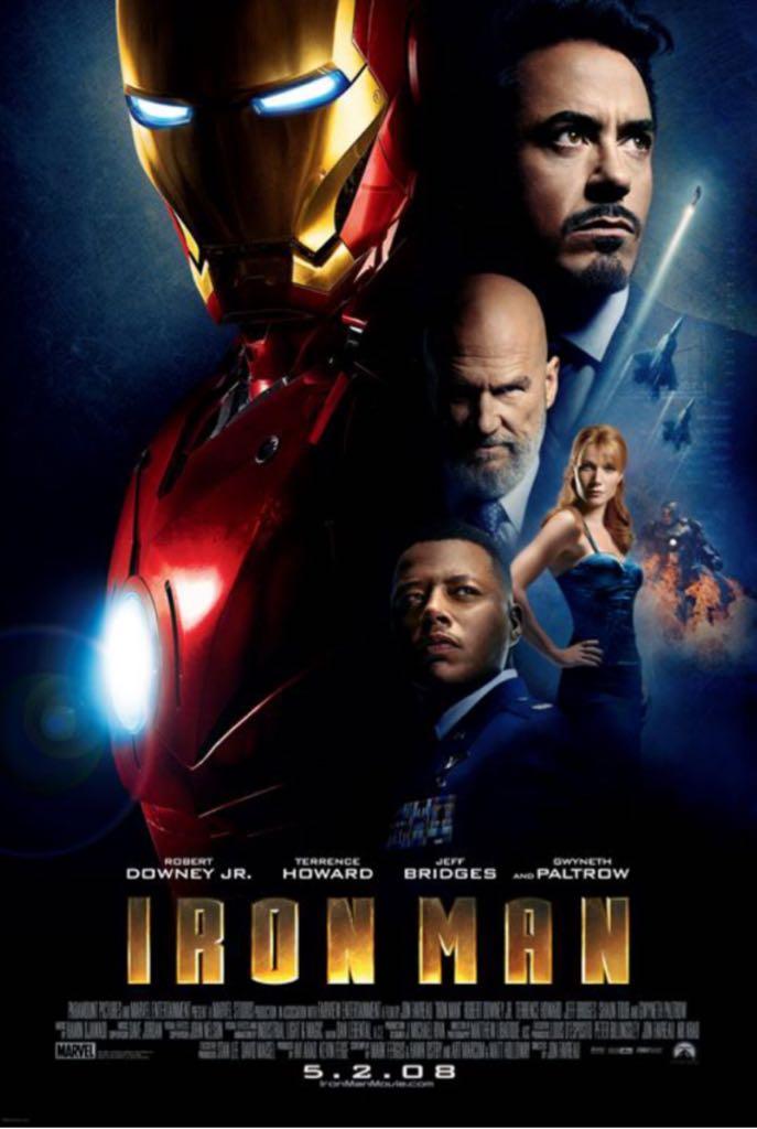 Iron Man -  cover