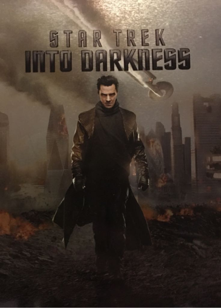 Star Trek Into Darkness -  cover
