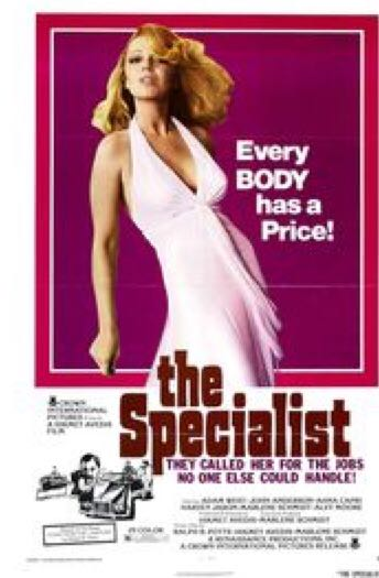 The Specialist -  cover