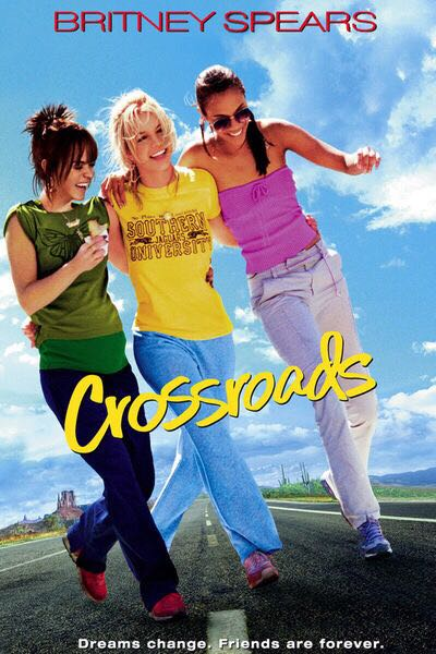 Crossroads -  cover