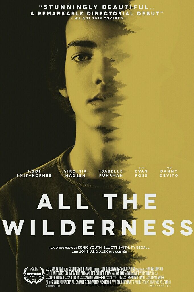 All The Wilderness -  cover