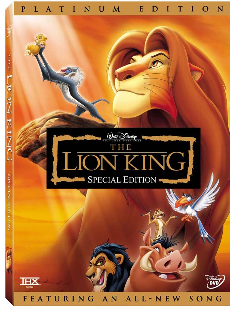 the storyline similarities in the movie the lion king and the book hamlet