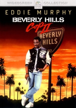 Beverly Hills Cop 2 - DVD cover