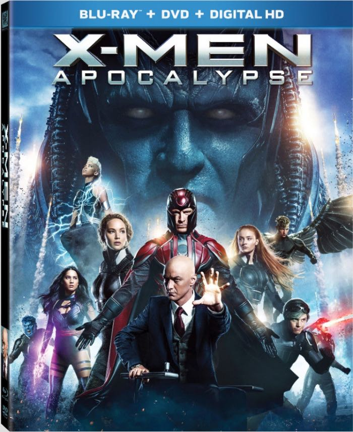 X-Men: Apocalypse -  cover