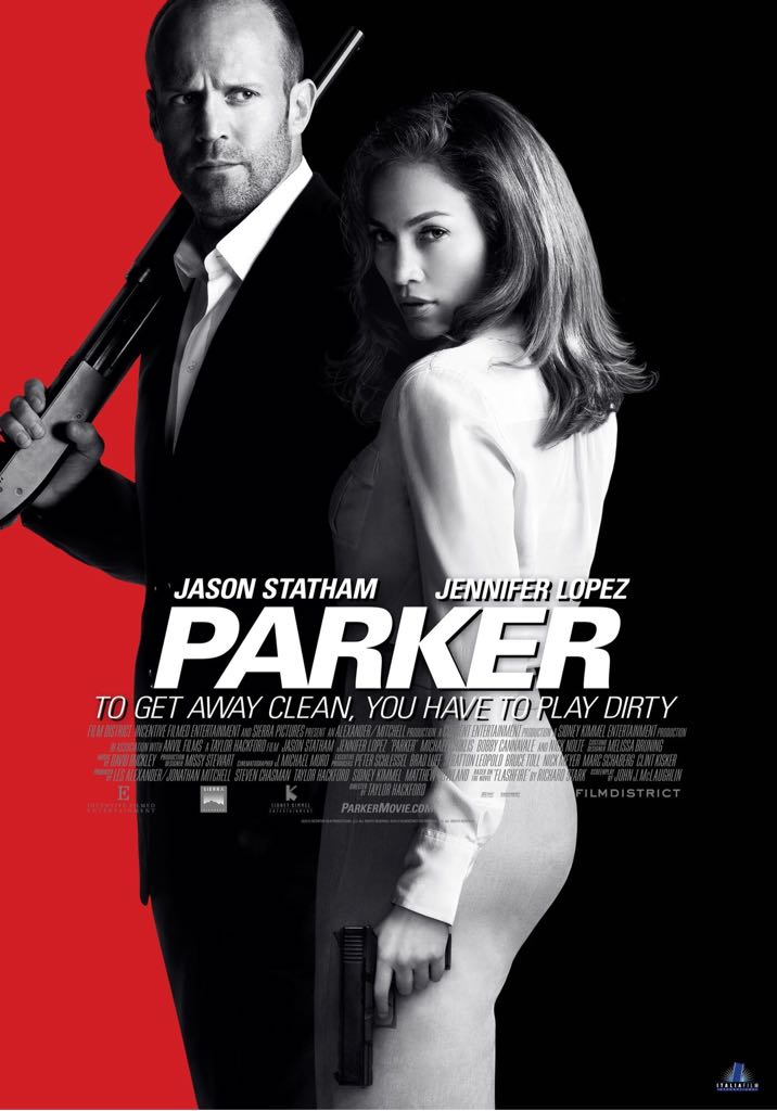 Parker -  cover