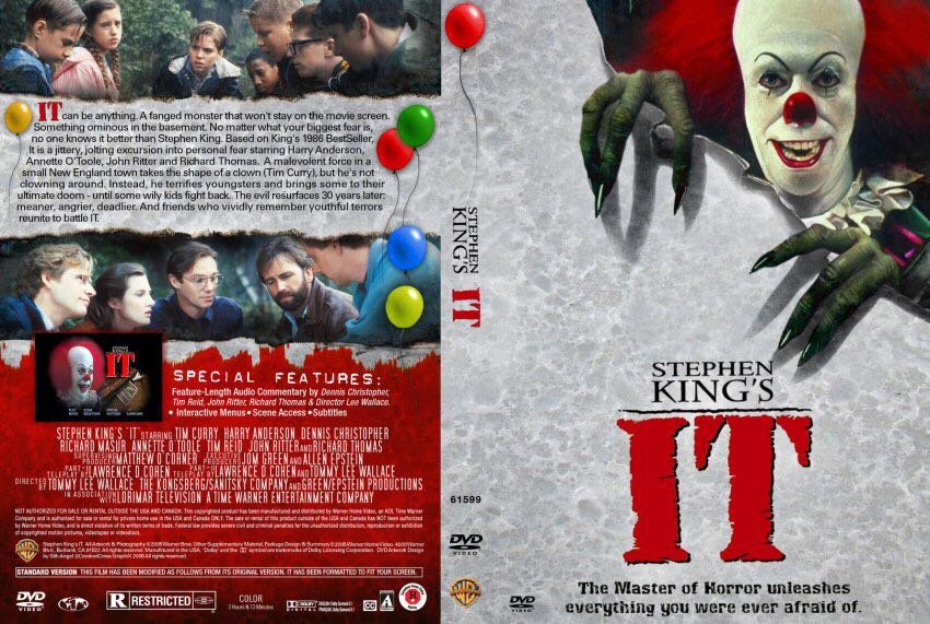Stephen King's It -  cover