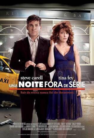Uma Noite Fora De Serie -  cover