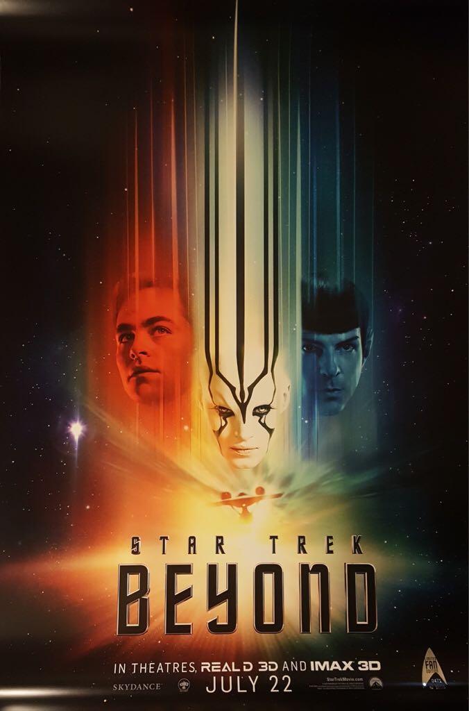 Star Trek: Beyond -  cover