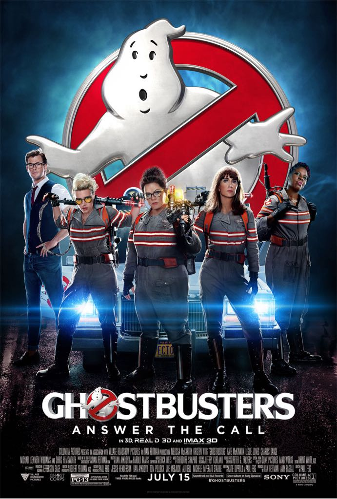 Ghostbusters - Digital Copy cover