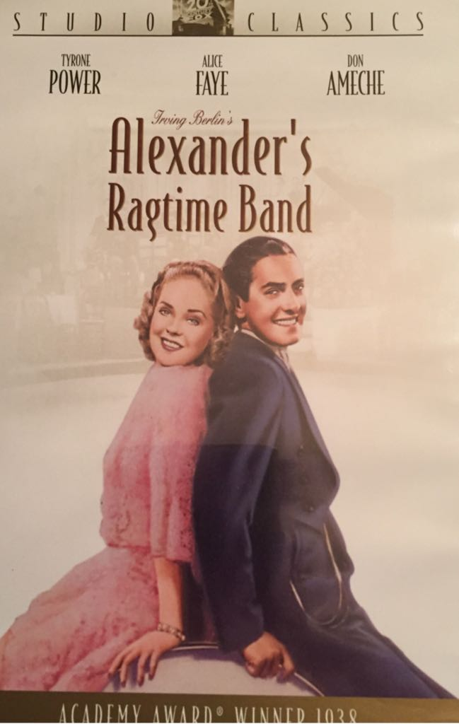 Alexander's Ragtime Band -  cover