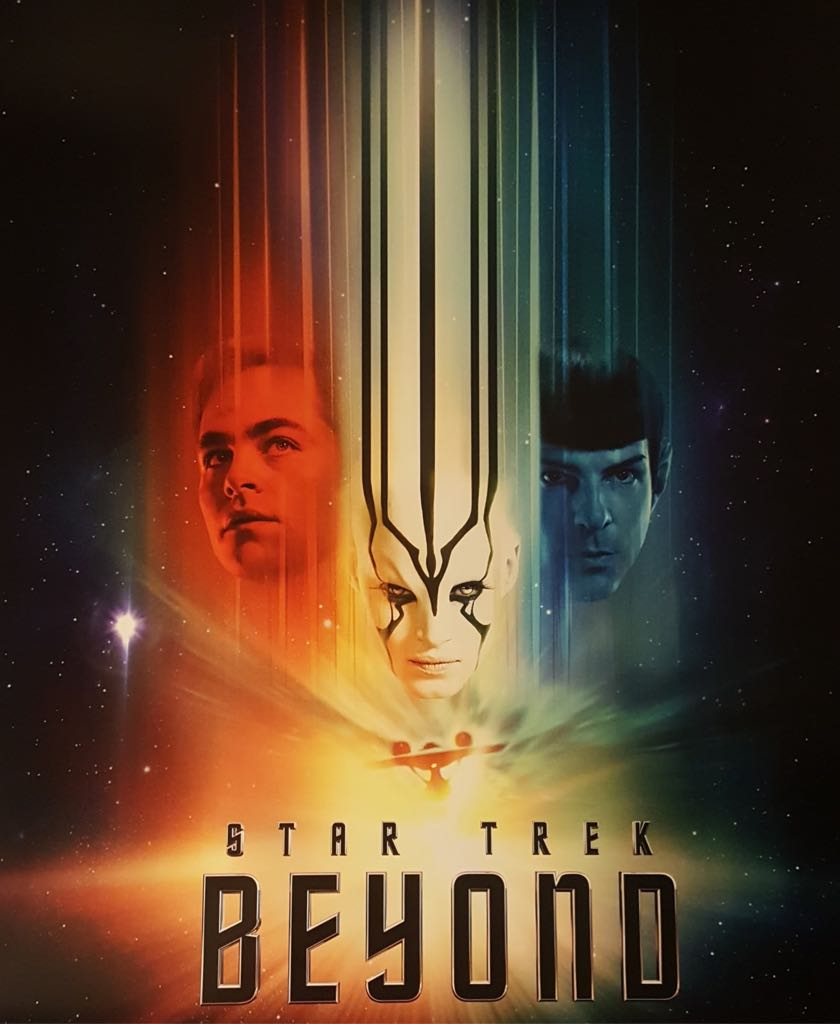 Star Trek Beyond -  cover