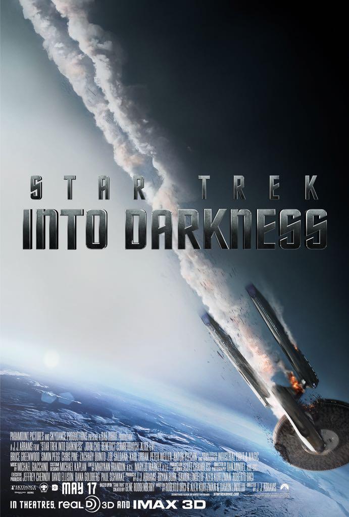 Star Trek 12: Into Darkness -  cover
