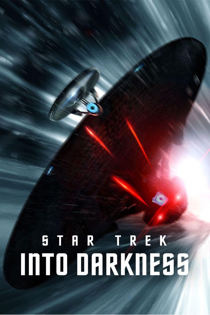 Star Trek 2: Into Darkness -  cover