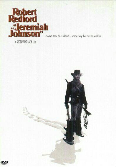 Jeremiah Johnson - Betamax cover