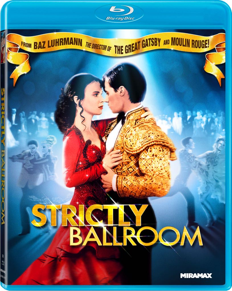 a review of the film and screenplay strictly ballroom
