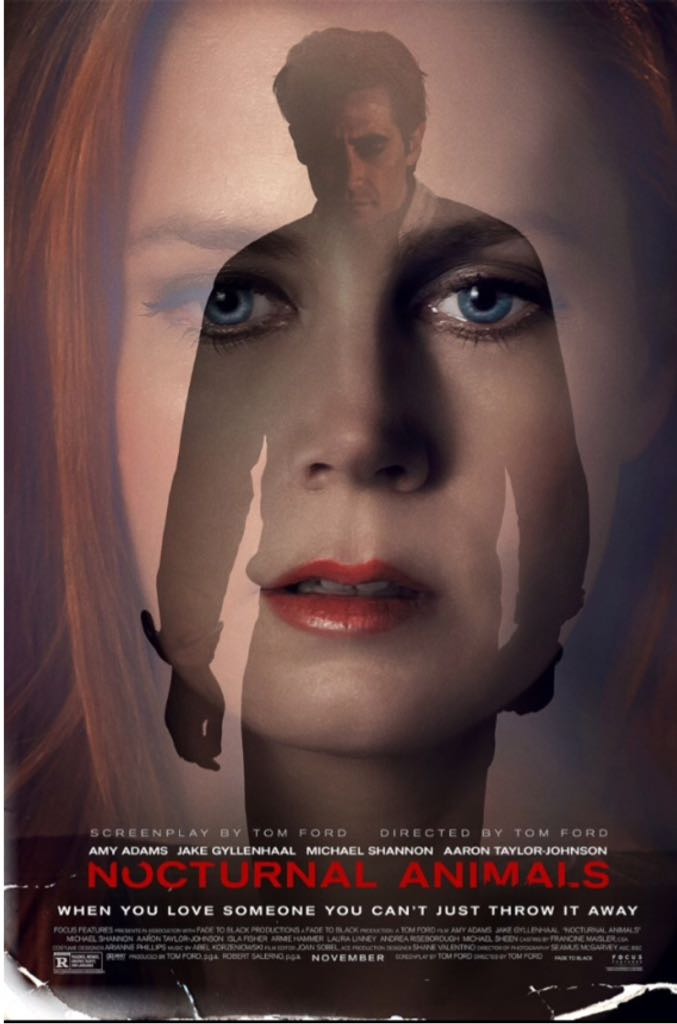 Nocturnal Animals - HD DVD cover
