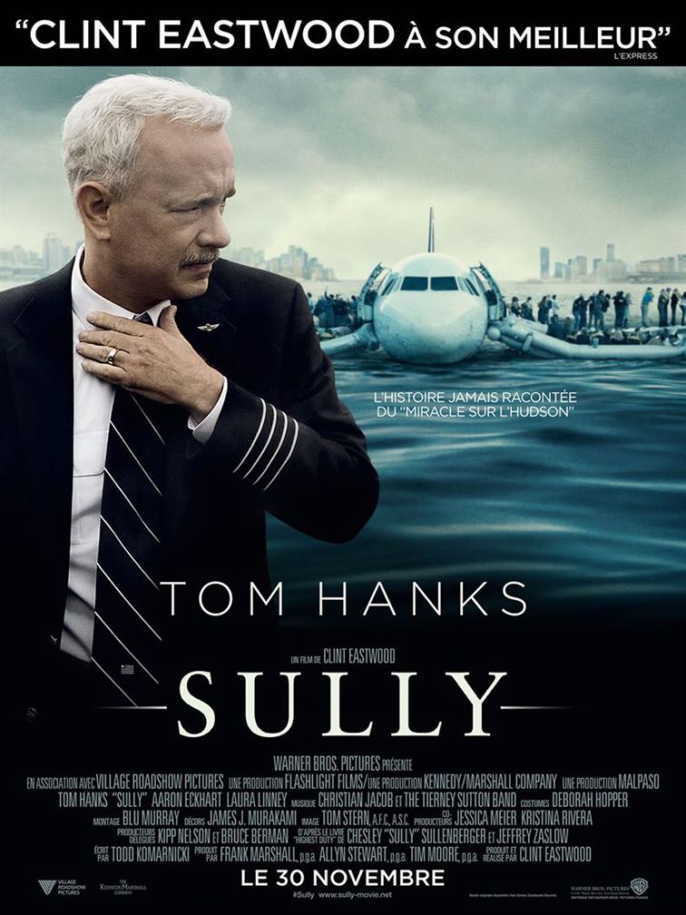 Sully -  cover