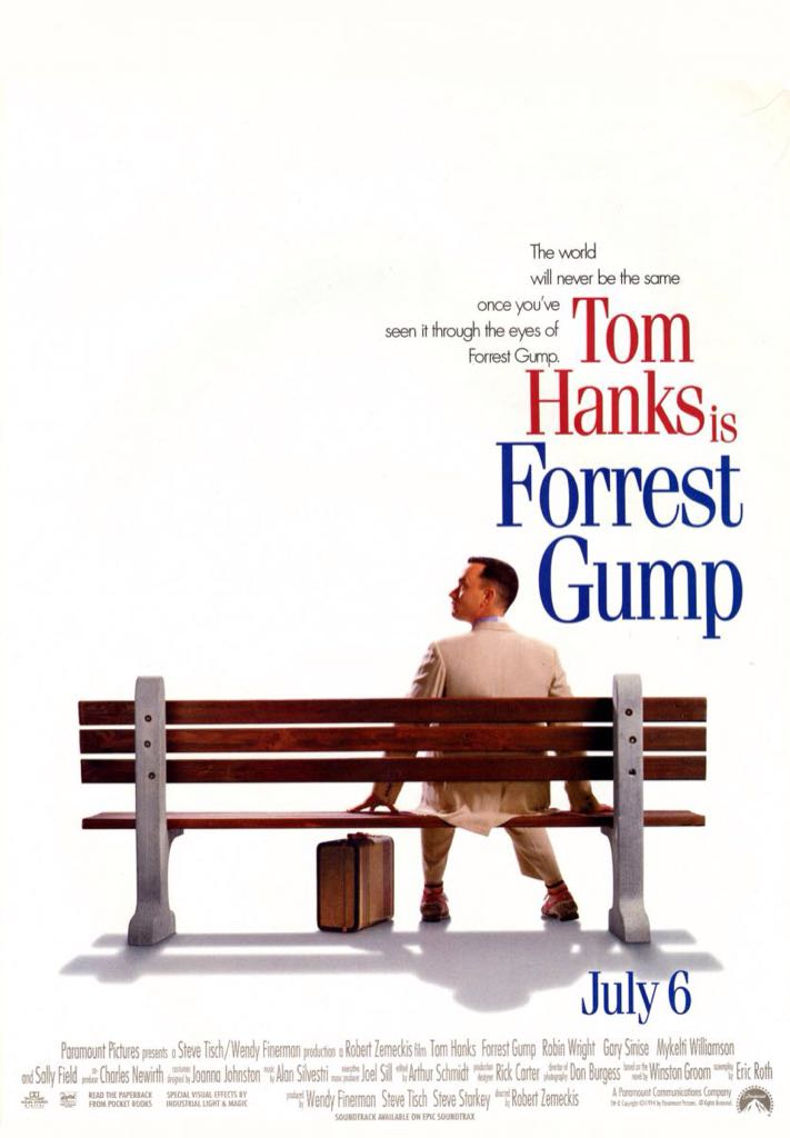 forest gump conflict perspective Forrest gump - a school assignment this was a school assignment i had forrest's main conflict is with jenny, who was his only friend during his.