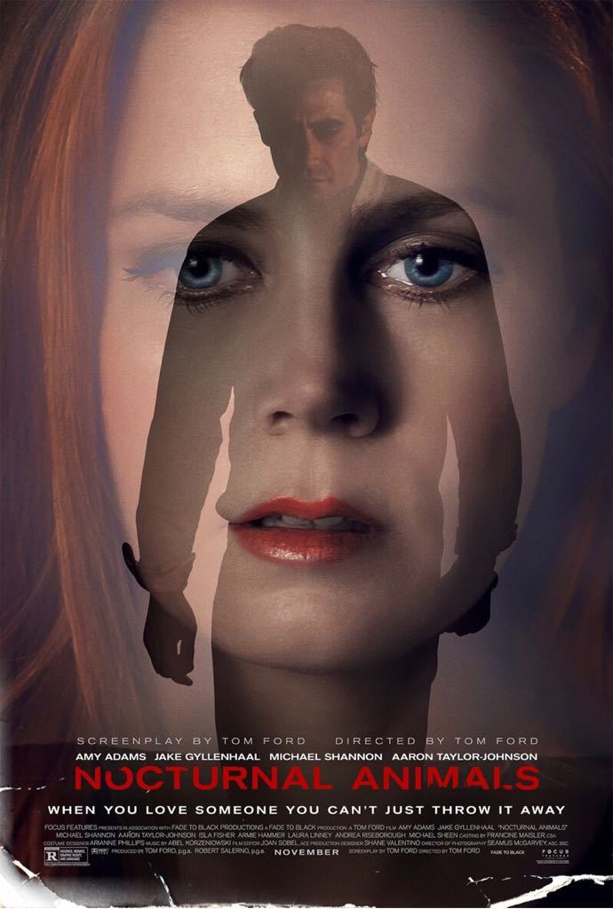 Nocturnal Animals - Digital Copy cover