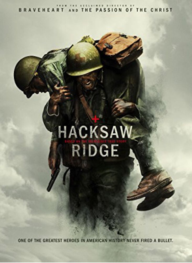 Hacksaw Ridge -  cover