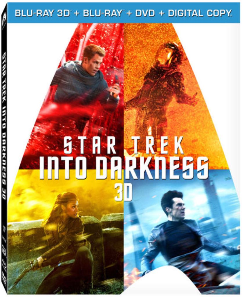 Star Trek: Into Darkness -  cover