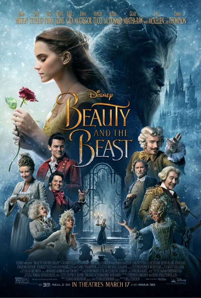 Beauty and the Beast -  cover
