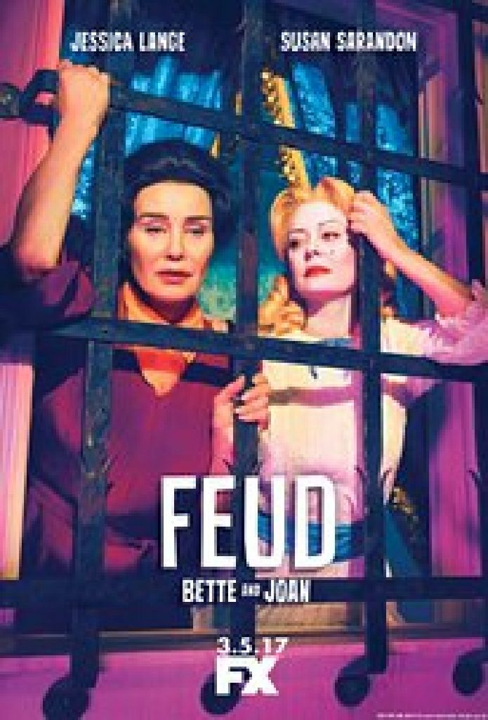 Feud: Bette and Joan -  cover