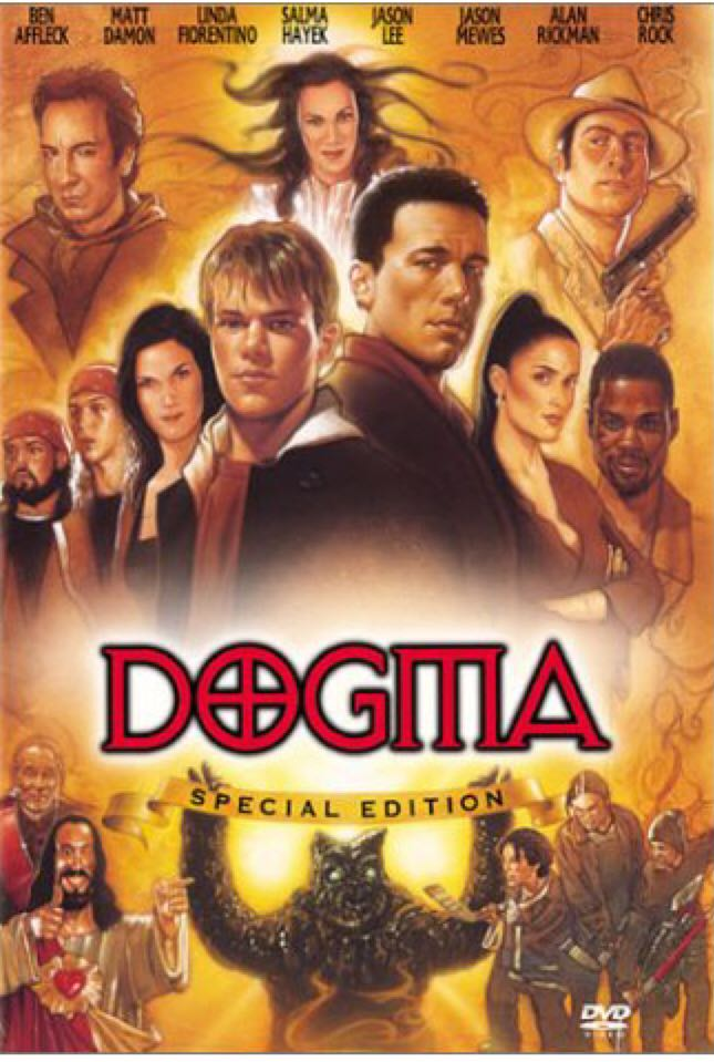 Movie dogma script