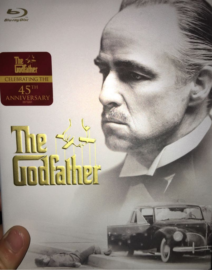 The Godfather -  cover