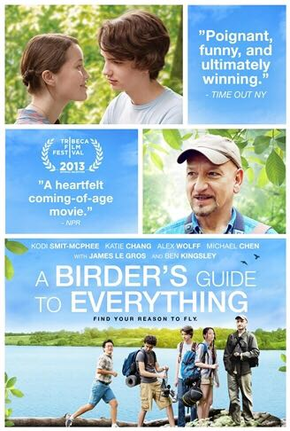 A Birder's Guide To Everything -  cover