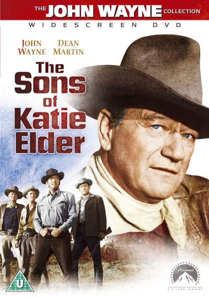 The Sons Of Kate Elder -  cover