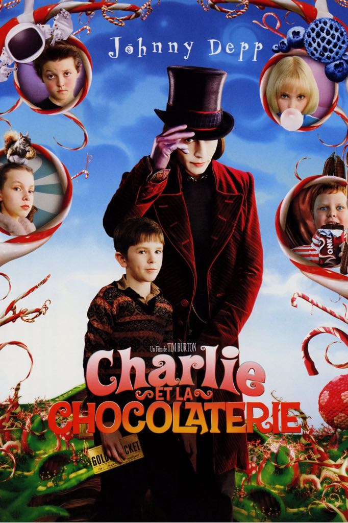 Charlie and the Chocolate Factory film  Wikipedia