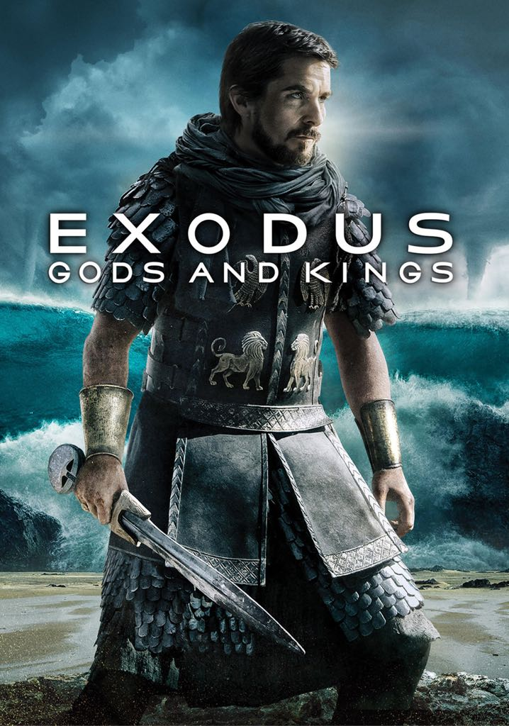 Watch Exodus: Gods and Kings (2014) Online Free