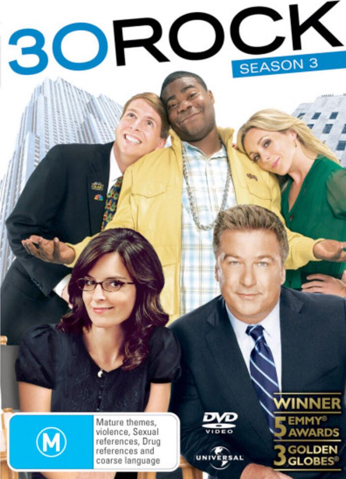 30 Rock -  cover