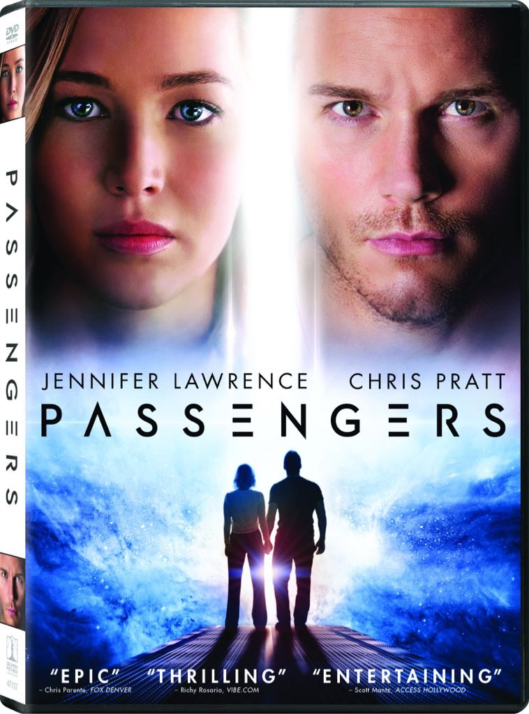 Passengers -  cover