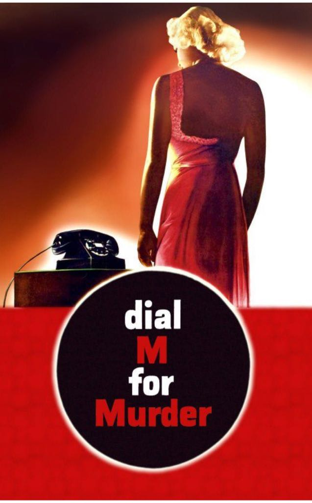Dial M For Murder -  cover