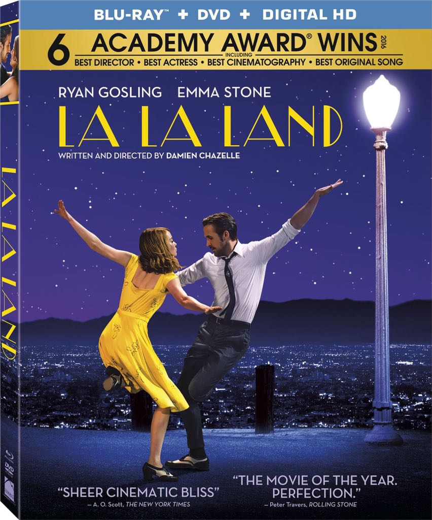 La La Land -  cover