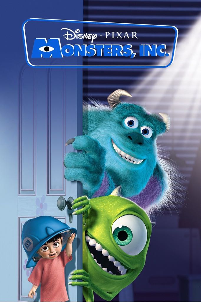 Monsters, Inc. -  cover