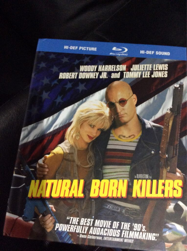 Natural Born Killers -  cover
