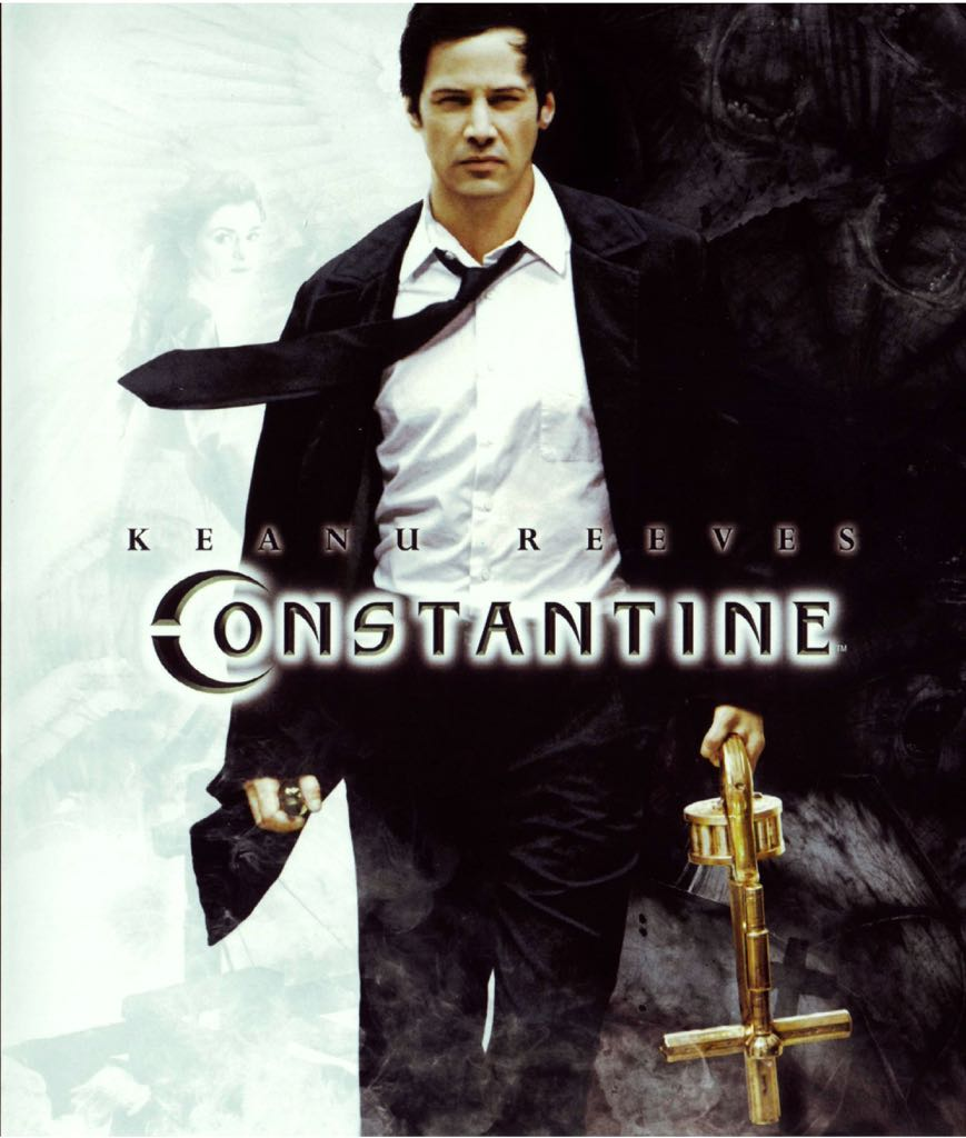 Constantine -  cover