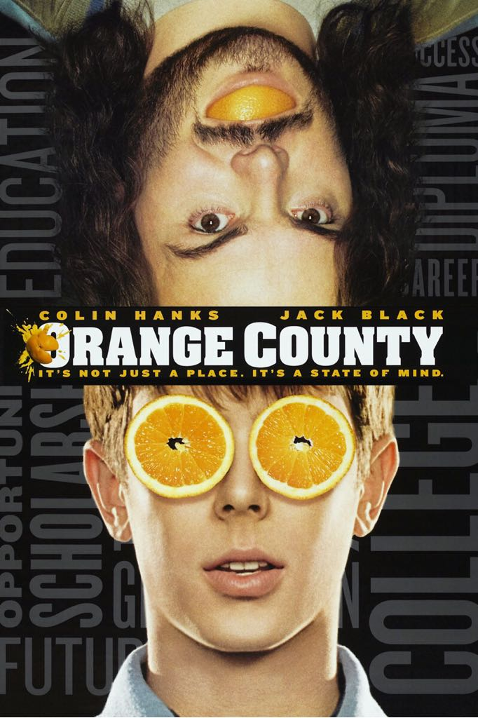Orange county movie scripts