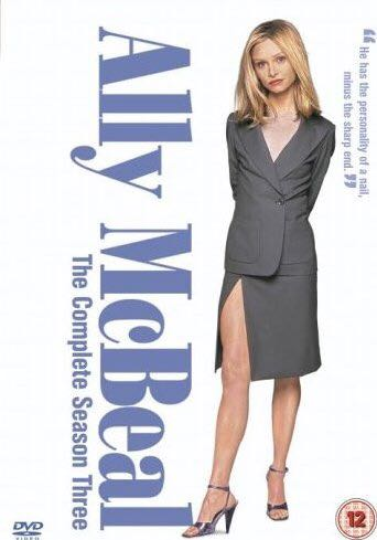 Ally McBeal -  cover