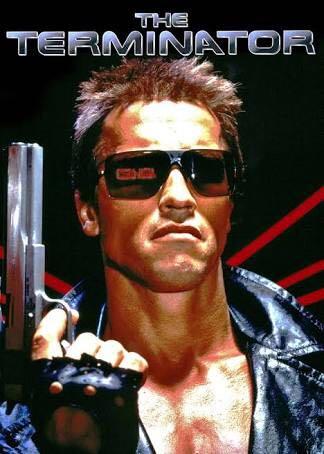 The Terminator -  cover