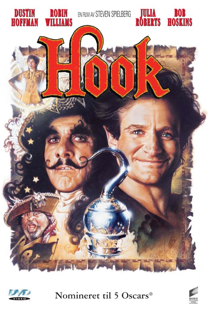 Hook -  cover