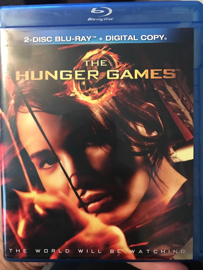 The Hunger Games -  cover