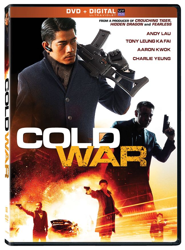 Cold War -  cover