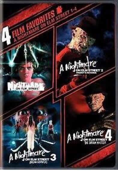 A Nightmare On St Elm Street -  cover