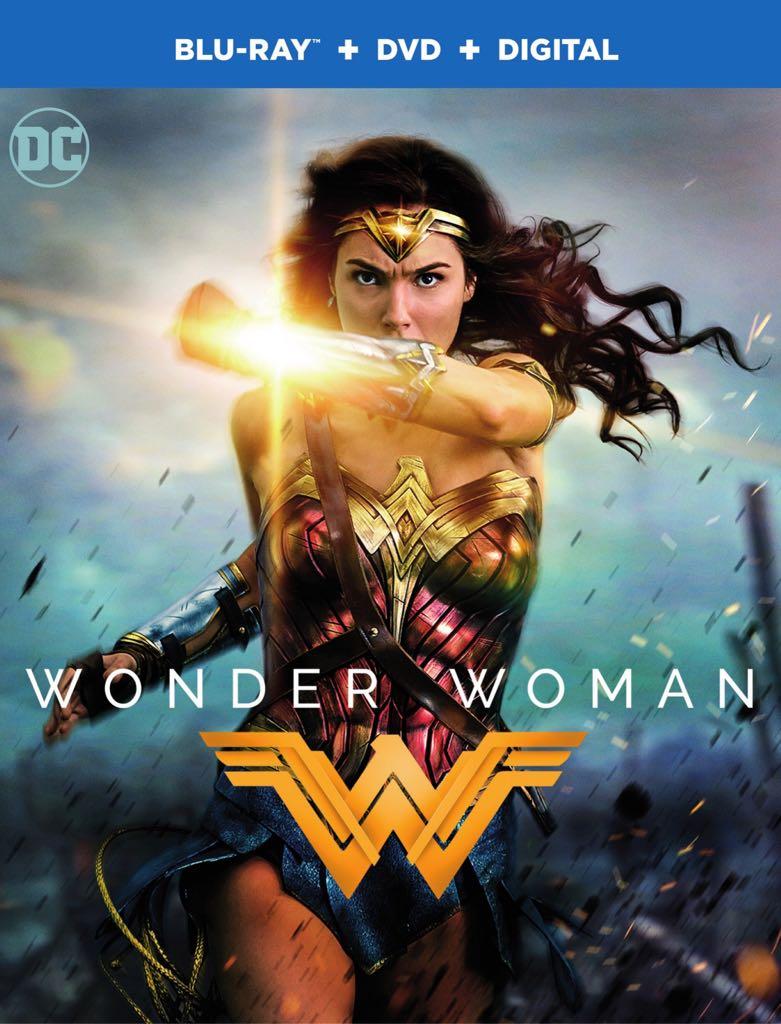 Wonder Woman  -  cover