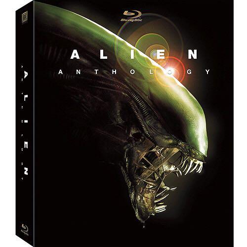 Alien Anthology -  cover